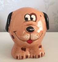 Fun Animal Shaped Children's Money Bank - Spotty Dog